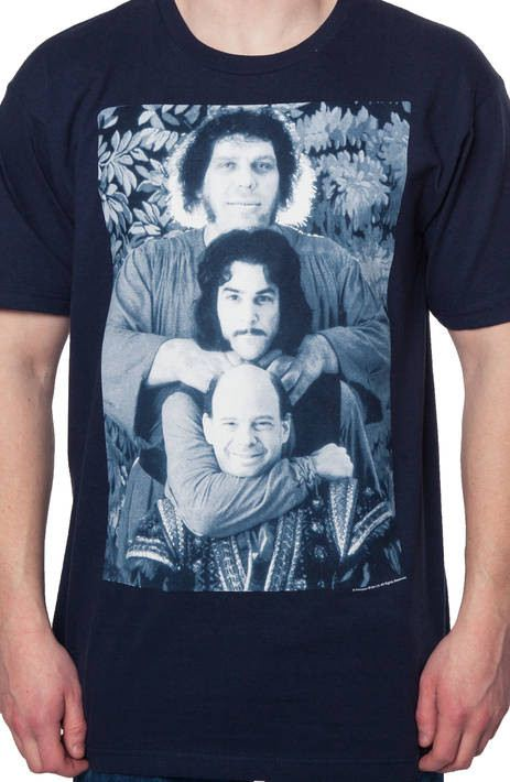 3 Kidnappers Princess Bride Shirt