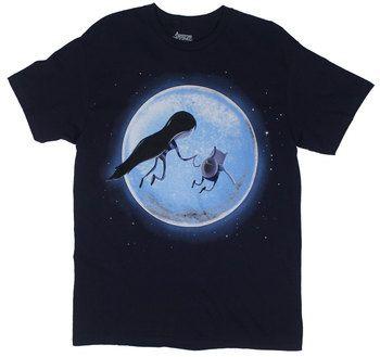Nightosphere - Adventure Time T-shirt