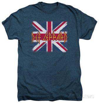 Def Leppard - Union Jack (premium)