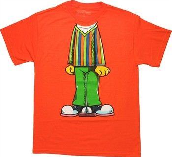 Sesame Street Bert Body Costume T-Shirt