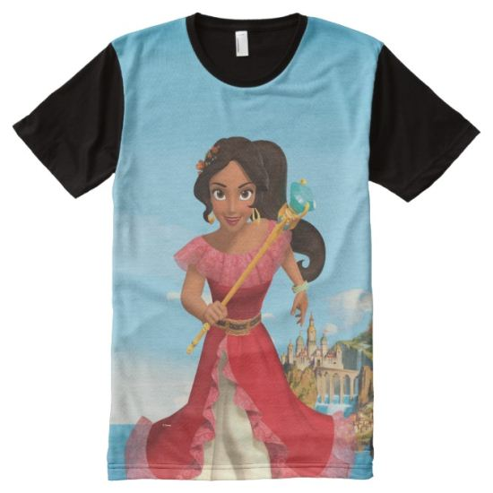 Elena | Protector of the Kingdom All-Over Print Shirt