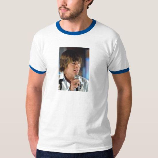 High School Musical's Troy Bolton Disney T-Shirt