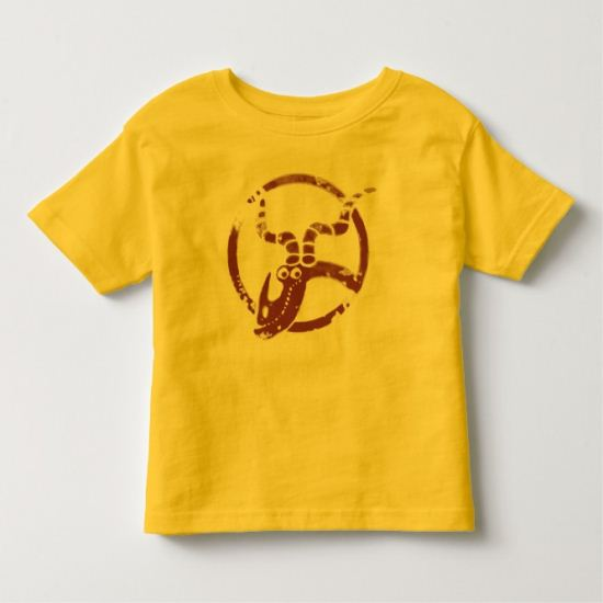 Monstrous Nightmare Icon Toddler T-shirt