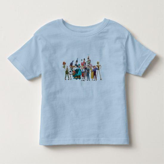 Meet the Robinsons Cast Disney Toddler T-shirt