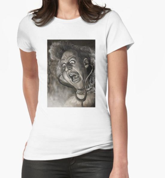 Gene Wilder (Young Frankenstein) T-Shirt by ctorbellina T-Shirt