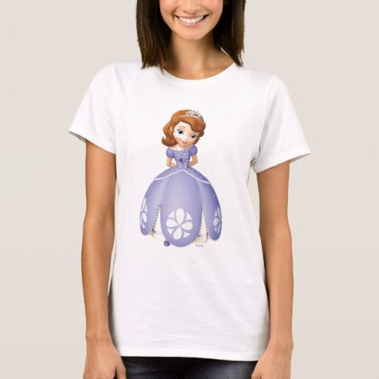 Sofia the First 1 T-Shirt