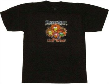 Fraggle Rock Live in '85 Youth T-Shirt