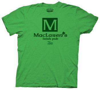 How I Met Your Mother - MacLaren's Pub (Slim Fit)