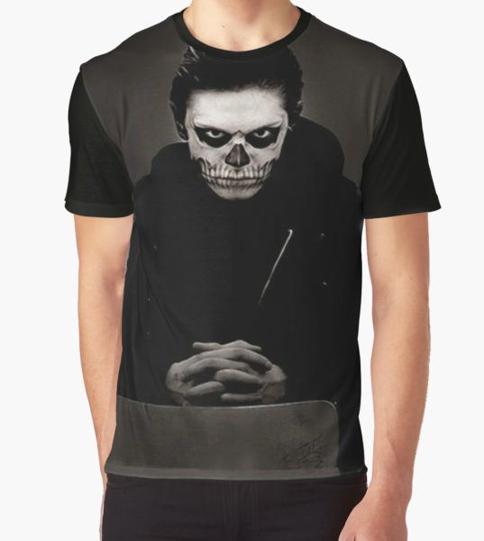American Horror Story Graphic T-Shirt by emielpit5 T-Shirt