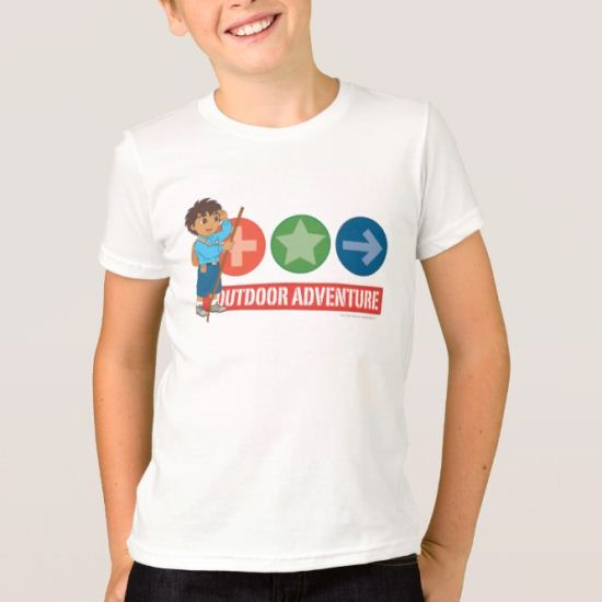 Go Diego Go! | Outdoor Adventure T-Shirt