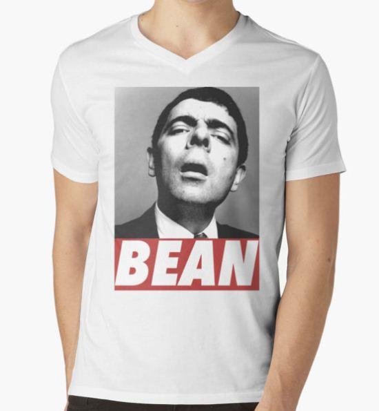 MR BEAN  T-Shirt by aleatory T-Shirt