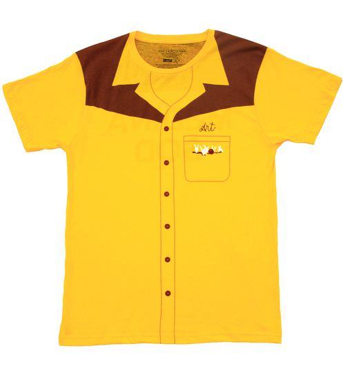 The Big Lebowski Adult Medina Sod Bowling Costume T-shirt