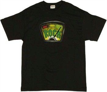 Guitar Hero Rock Meter Full T-Shirt