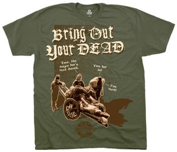 Monty Python- Bring Out Your Dead