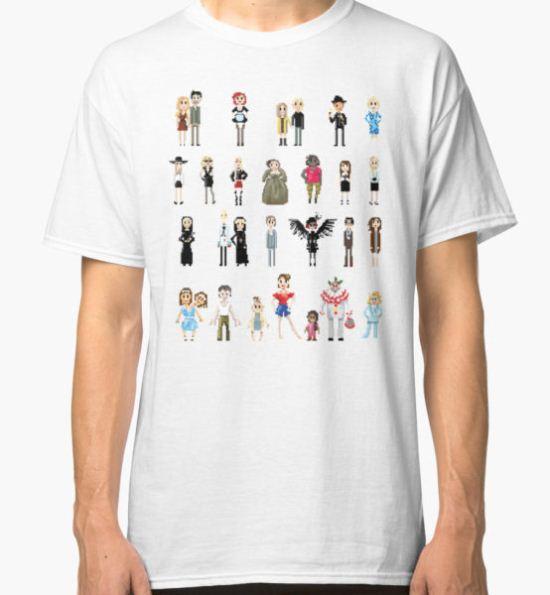 American Horror Story Classic T-Shirt by Xllo T-Shirt