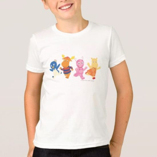 The Backyardigans | The Race Is On! T-Shirt