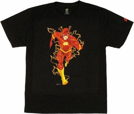 Flash New 52 T Shirt