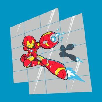 Iron Man Mark M