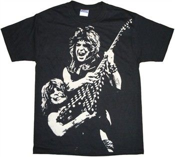 Ozzy Osbourne Randy Rhoads Tribute T-Shirt