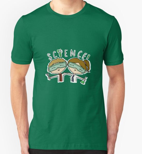 'Science Babies' T-Shirt by impossible-m T-Shirt