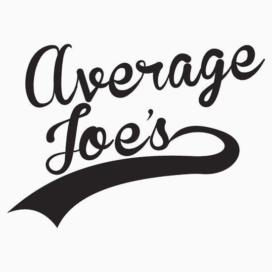 AVERAGE JOE'S TSHIRT Funny DODGEBALL GYM TEE Vintage SCHOOL MOVIE TEE DODGE BALL by beardburger T-Shirt