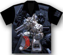 Transformers Megatron Club Shirt