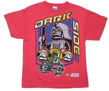 Dark Side - LEGO Star Wars Youth T-shirt
