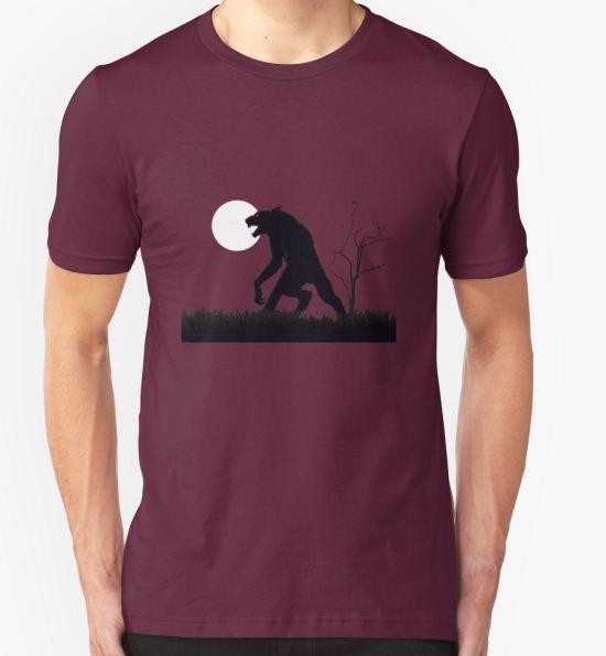 'goosebumps werewolf' T-Shirt by tylerjannafry T-Shirt