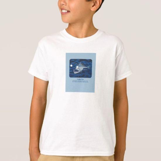 Finding Nemo Anglerfish T-Shirt