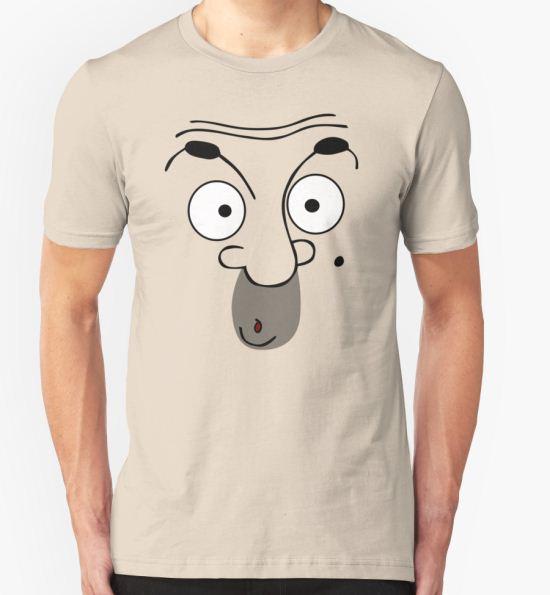 Mr Bean 2 T-Shirt by kashley T-Shirt