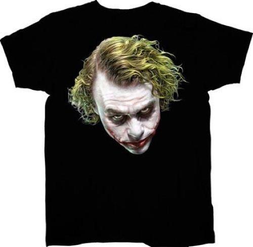 Batman Painted Joker T-shirt