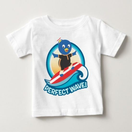 The Backyardigans | Pablo - Perfect Wave Baby T-Shirt