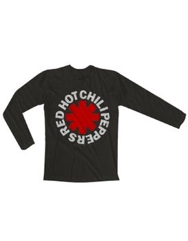 Red Hot Chili Peppers Asterisk Long-Sleeve Men's T-Shirt