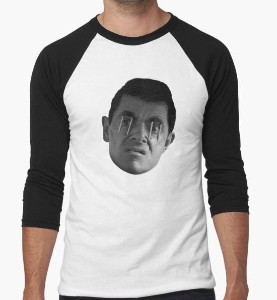 Mr Bean Wide Awake T-Shirt by barbz77 T-Shirt
