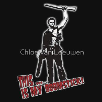 Ash - Evil Dead/Army of Darkness - Boomstick (Updated)