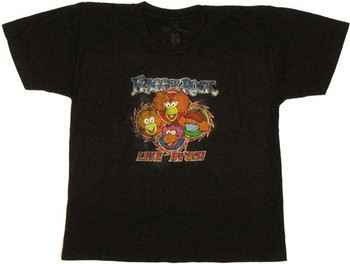 Fraggle Rock Live in '85 Juvenile T-Shirt