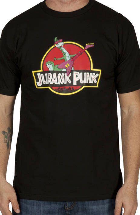 Jurassic Punk Denver Dinosaur Shirt