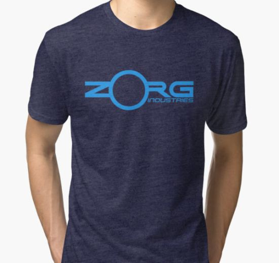 ZORG Industries Tri-blend T-Shirt by boxsmash T-Shirt