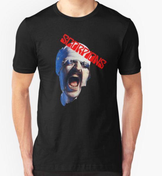 Scorpions  T-Shirt by Snaflein T-Shirt