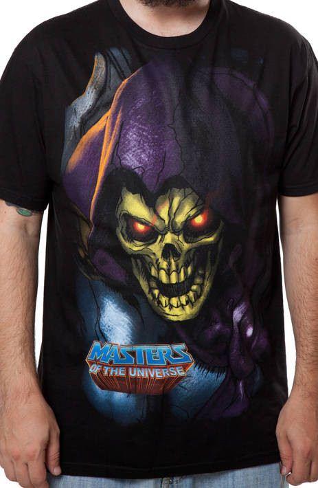 Evil Skeletor T-Shirt