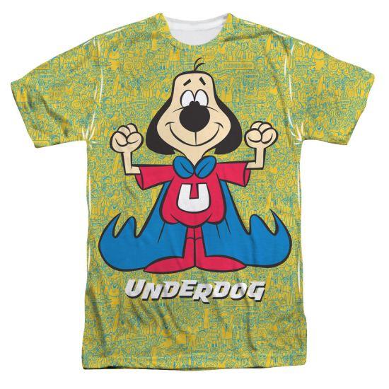 Underdog Flexing Sublimation Shirt
