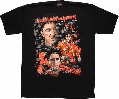 Scarface Cabron T-Shirt