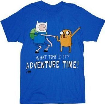 61 Awesome Adventure Time T Shirts Teemato Com