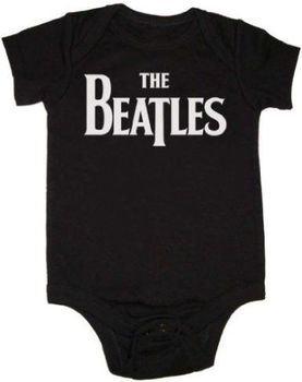 The Beatles Eternal Black Baby Infant Onesie Tee