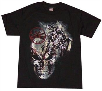Marvel Ghost Rider Youth T-Shirt