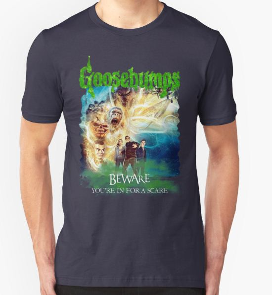 'Goosebumps The Movie' T-Shirt by ConnorMcKee T-Shirt