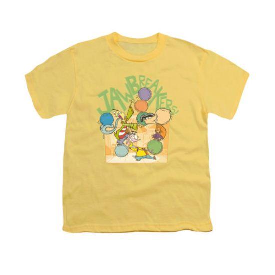 Ed, Edd N Eddy Shirt Kids Jawbreakers Banana Youth Tee T-Shirt