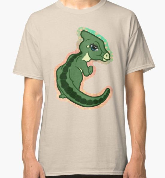 Land before time Duckie Classic T-Shirt by Cheezwiz T-Shirt