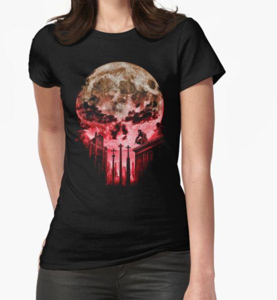 Punish Skull T-Shirt by BoldManners T-Shirt