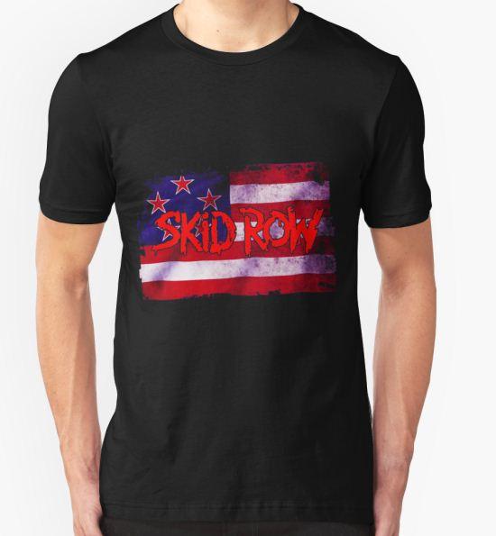 ANISUNO04 Skid Row Tour 2016 T-Shirt by anisuno16 T-Shirt